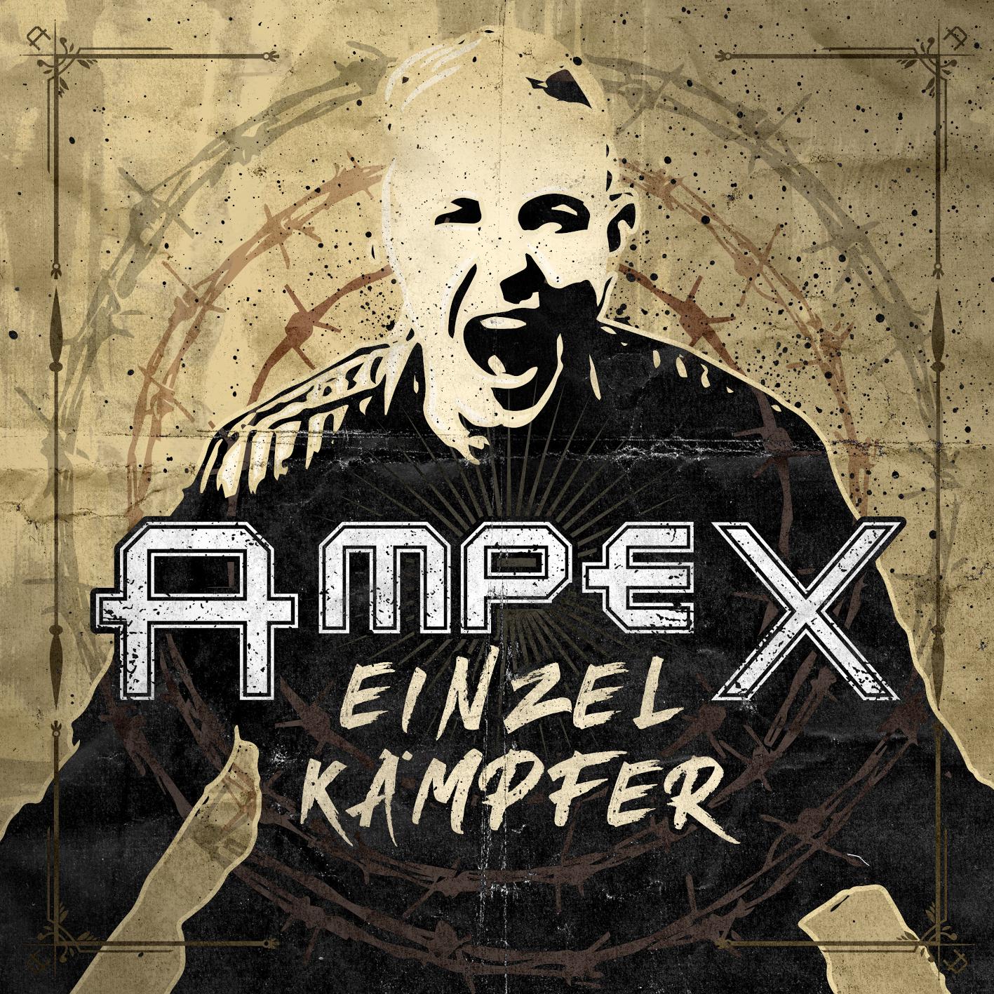 """AMPEX – """"Einzelkämpfer"""" (VÖ 16.10.2020)"""