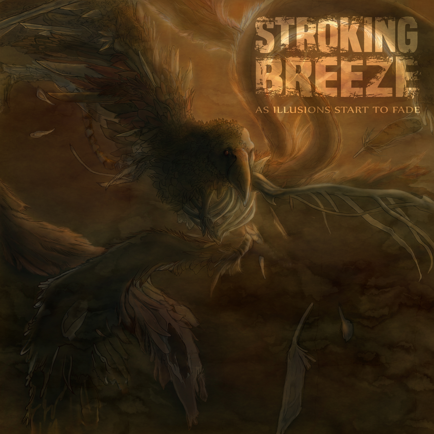 "Stroking Breeze – ""As Illusions Start To Fade"" (VÖ 30.04.2020)"