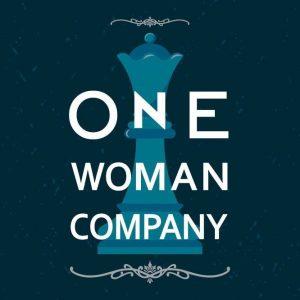 One Woman Company