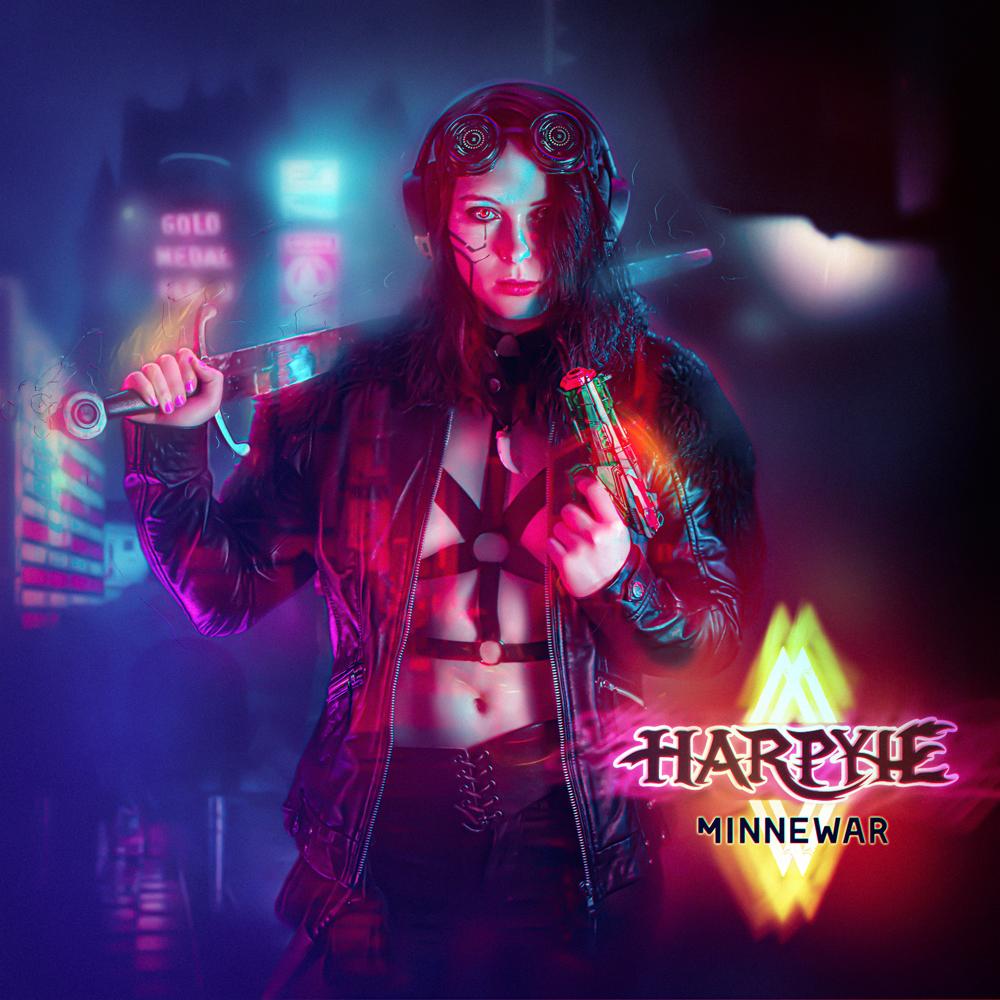 """Harpyie – Neues Album """"Minnewar"""" (VÖ: 25.06.2021) kommt"""
