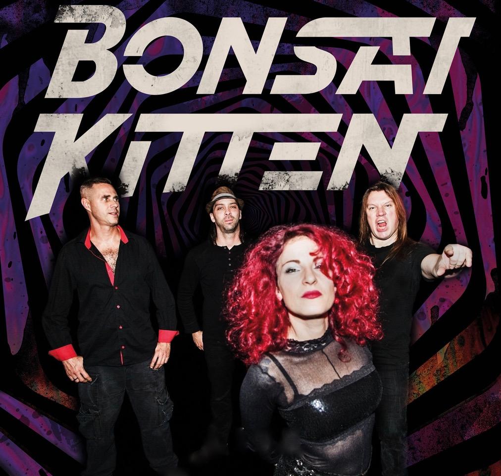 Bonsai Kitten – Neue Single & Neues Video (VÖ: 16.04.2021)